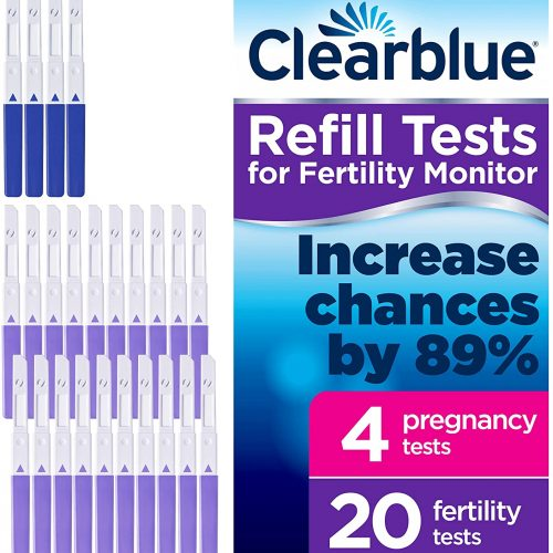 Clearable refill tests